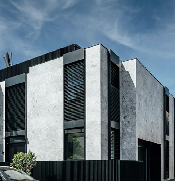 Modern custom home builder South Melbourne